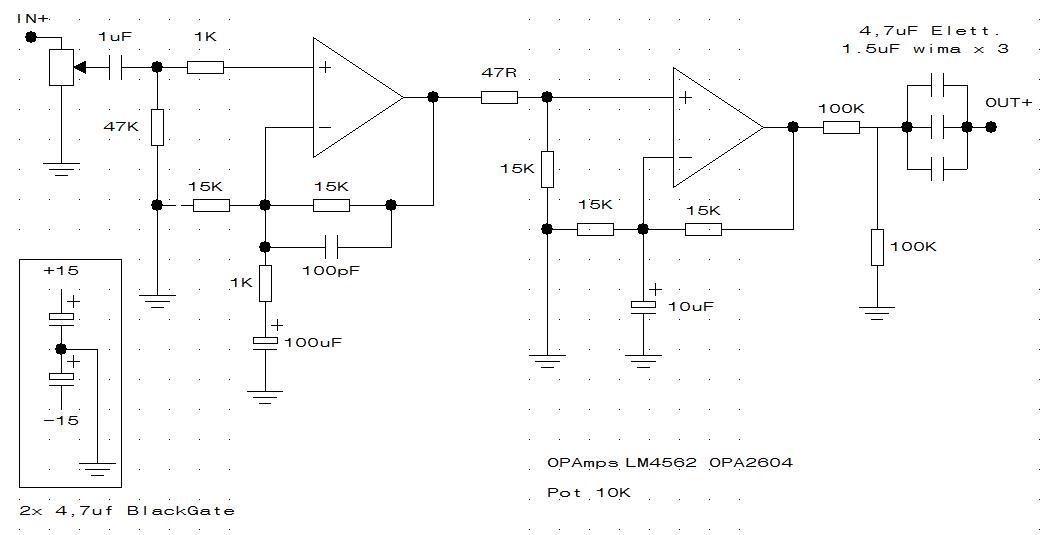 Schema elettrico simboli